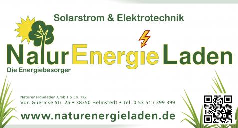 Banner NaturEnergieladen